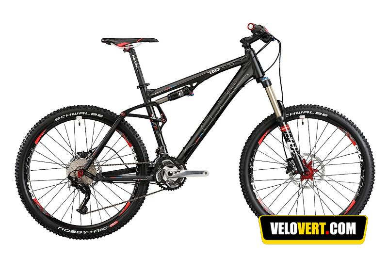 Mountain biking purchasing guide : Cube AMS 130 Race