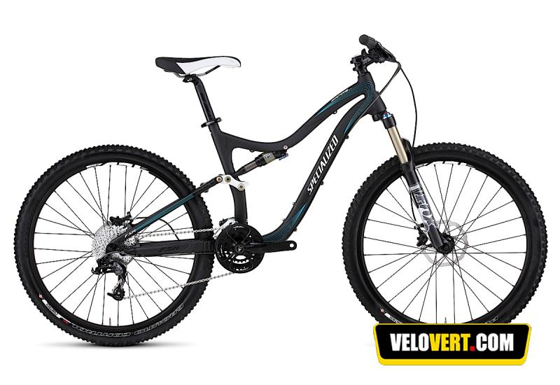 Mountain biking purchasing guide : Specialized Safire FSR Comp