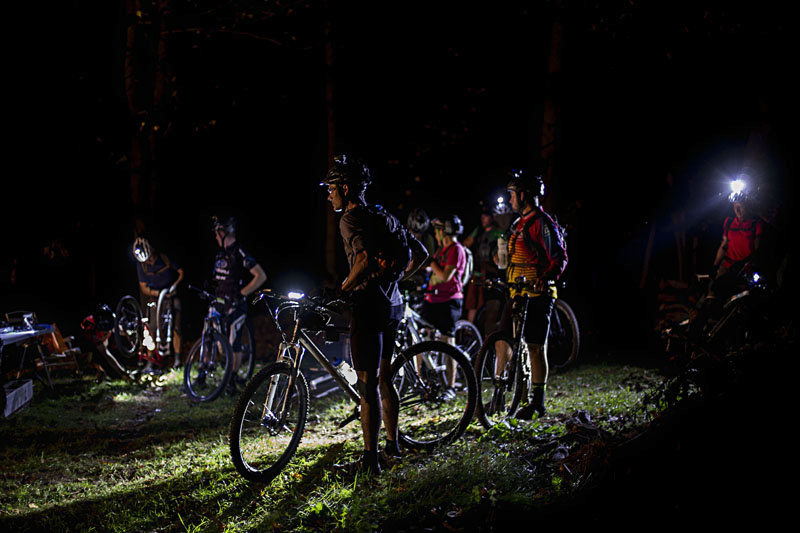 MTB Kingston – Night Eliminator