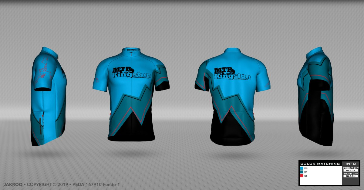 MTB Kingston Jerseys!