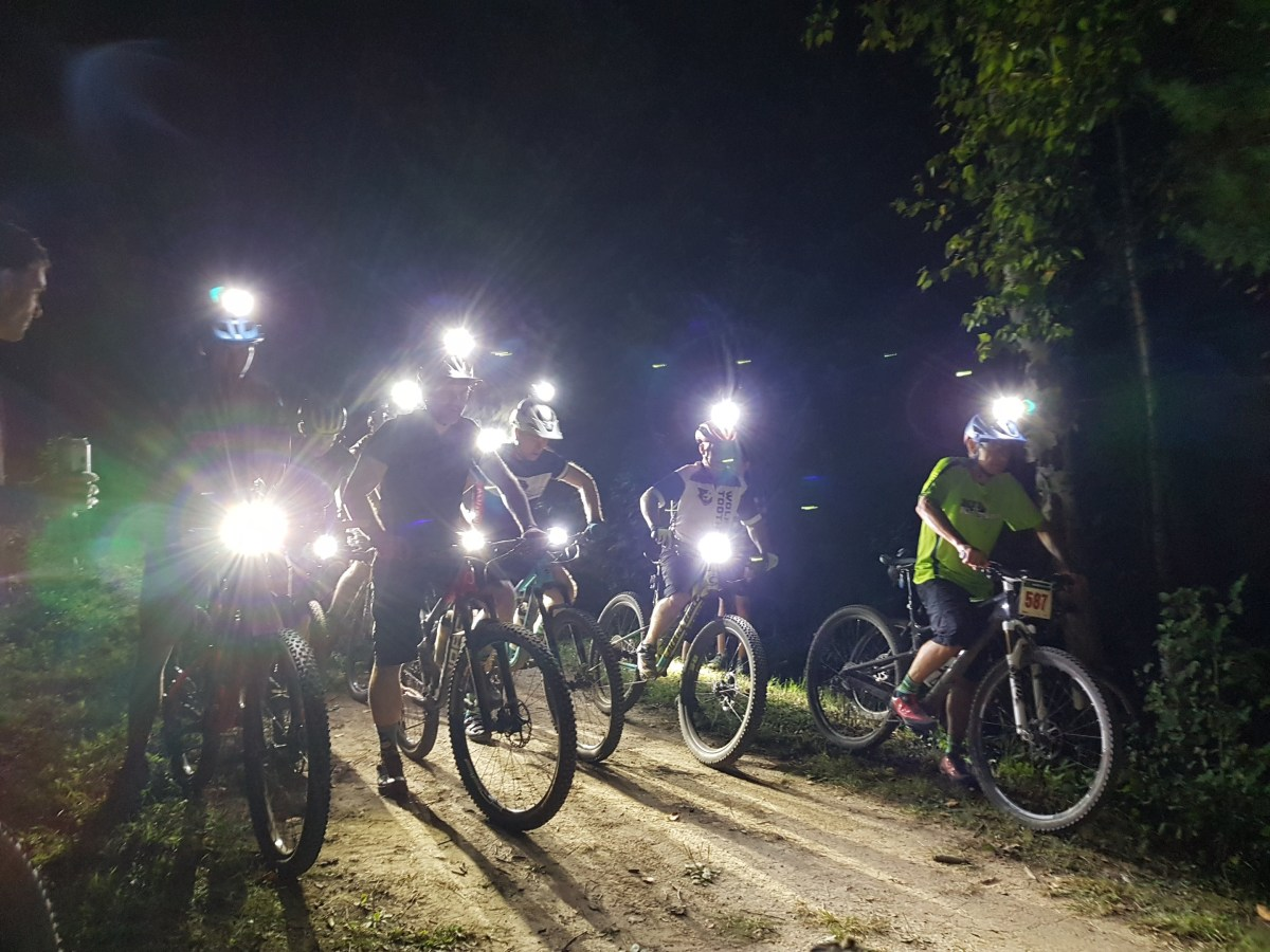 MTB Kingston's Night Eliminator – the ultimate FNL!
