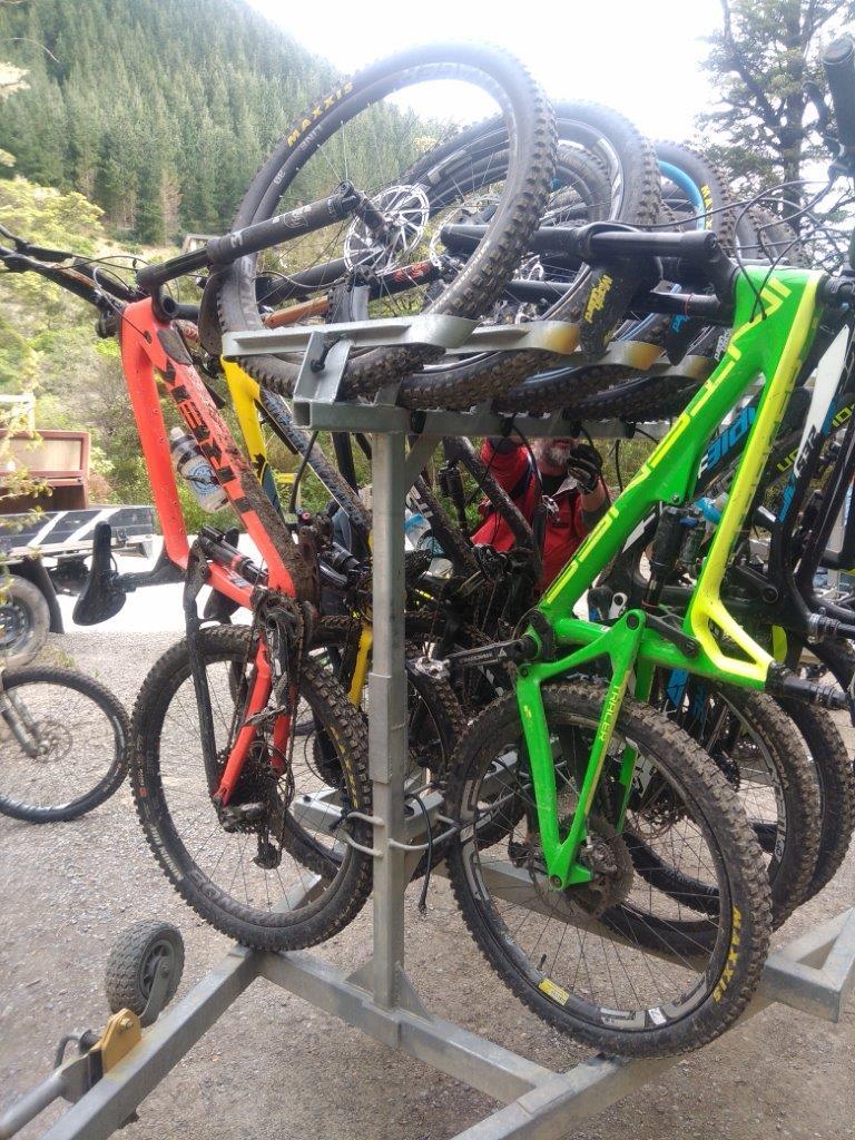 diy north shore bike rack online