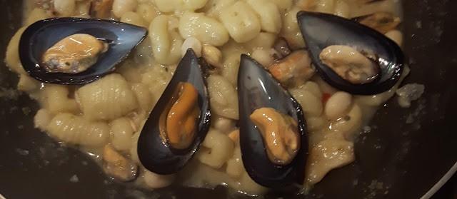 198. Gnocchi marini di Vittoria