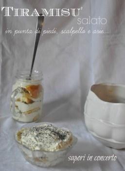 68. Il Tiramisù salato di Antonella