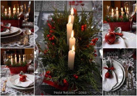"""16.La Tavola della Vigilia di Natale di Paola: """"Che rumore fa la felicità"""""""