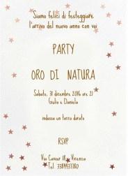 L'invito di Daniela