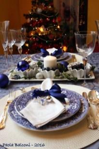 """5.La Tavola del pranzo di Natale di Paola: """"Il meglio deve ancora venire"""""""