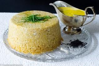 *43.Sartù di riso al tè affumicato di Marica