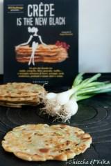 Scallion pancake - Chiara
