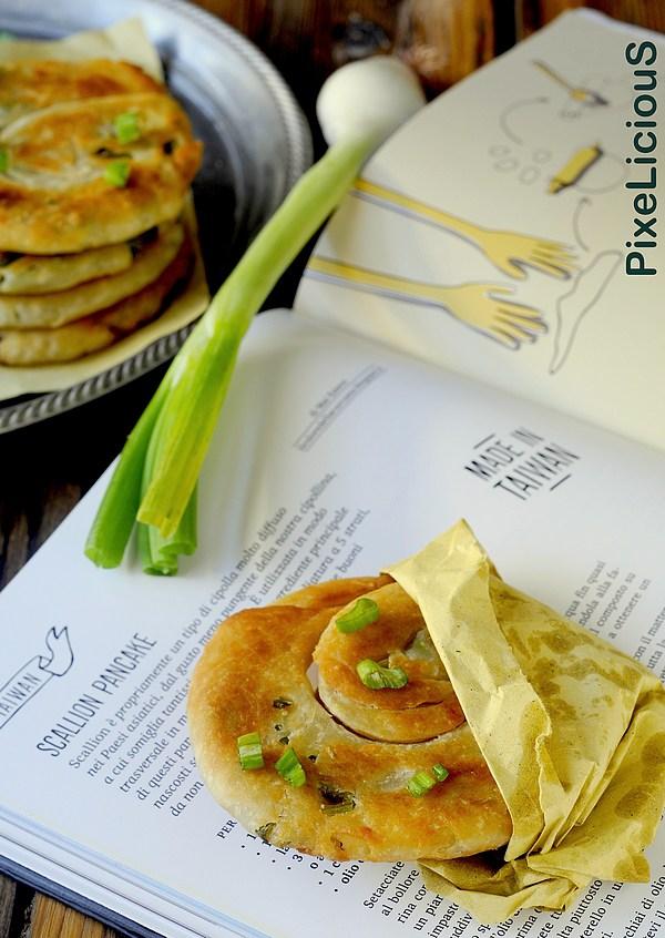 Scallion Pancakes - Sara
