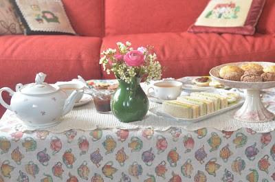 12. Madamoiselle Marina's Afternoon Tea di Marina B