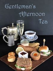 26. Gentleman's Afternoon Tea di Cinzia