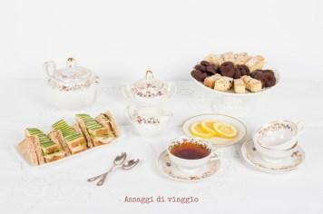 29. l'Afternoon Tea inglese di Fabio e Annalù