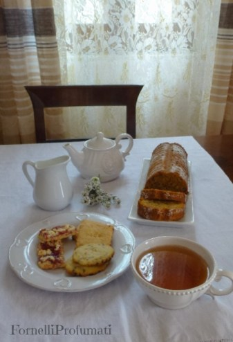50. English Afternoon Tea di Therese