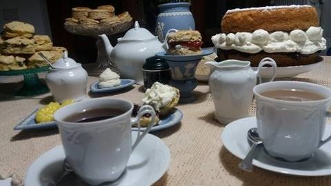 60. il mio tè all'inglese di Irene