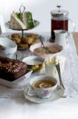 67. Pear Sweet & Savoury Afternoon Tea di Lara