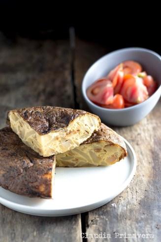 64. tortilla classica al pimenton di Claudia P.