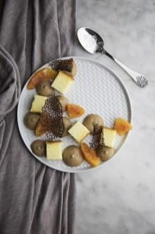 75.torta dolce di patate e mousse al caffè di Nicol