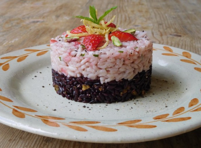 20. pink and black rice di Fabio C.