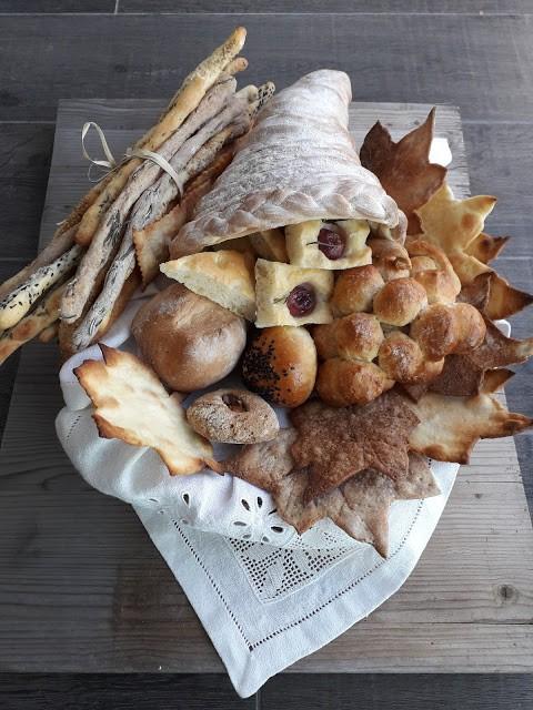 24. il cestino del pane di Katia