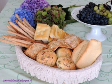 28. il cestino del pane di Manuela