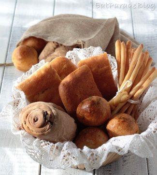 3. il cestino del pane di Anna Laura