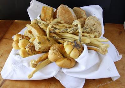 35. il cestino del pane di Manuela