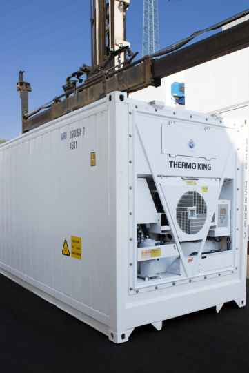 buy 20ft Refrigerated container online