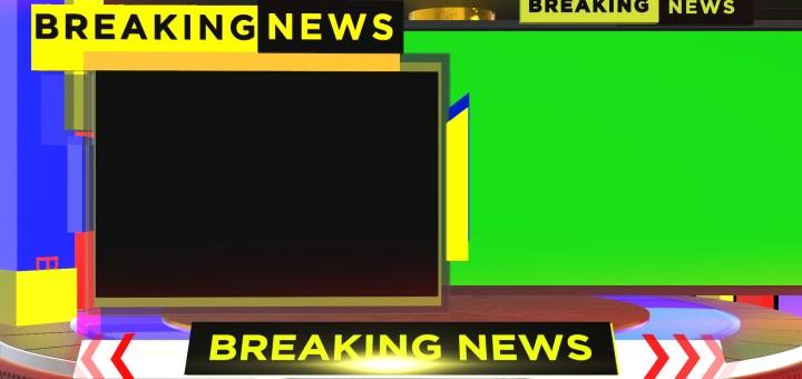 Free Breaking News Green Screen mtc tutorials