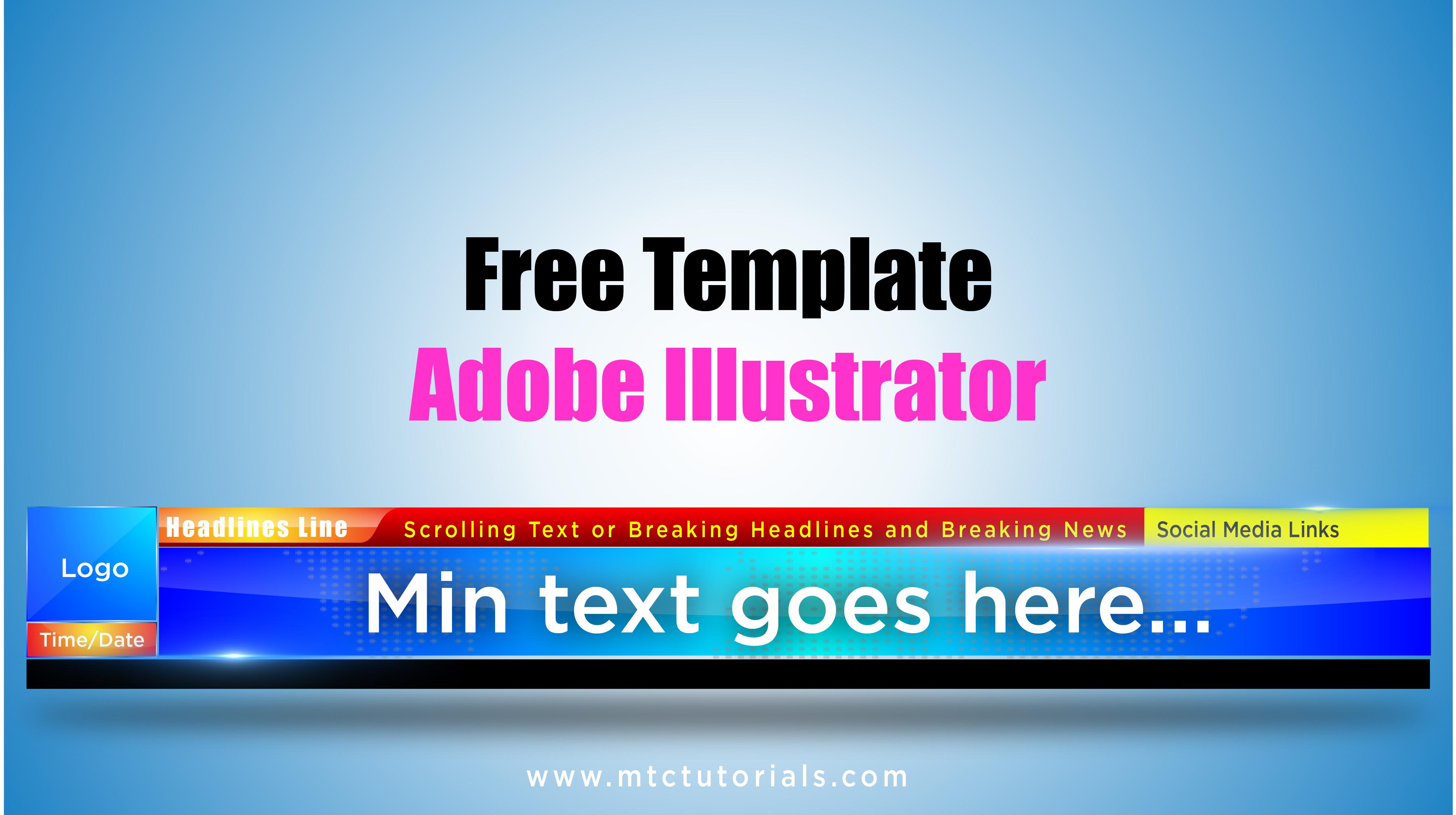 adobe illustrator templates archives