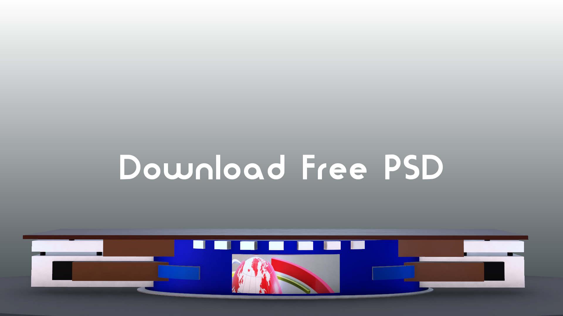 News Studio PSD Templates Photoshop Studio Templates | MTC TUTORIALS