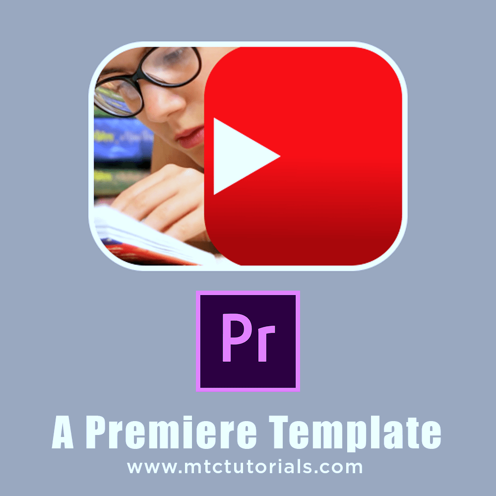 Youtube Video Opening Intro Free Adobe Premiere Template