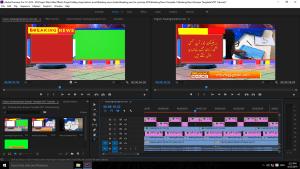 Download breaking news adobe premiere template by mtc tutorials