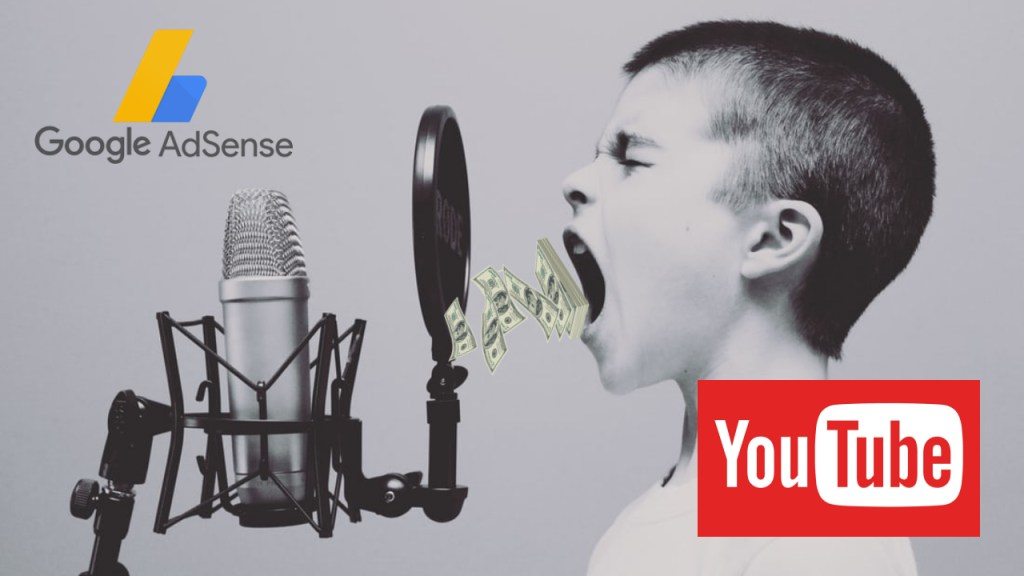 How to earn money with youtube videos google adsense