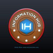 IH logo Information hour by mtc tutorials