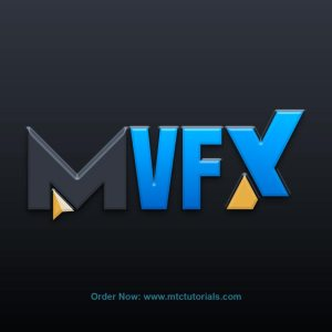 MTC VFX logo created by mtc tutorials