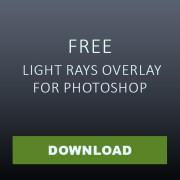 download Light rays Overlay