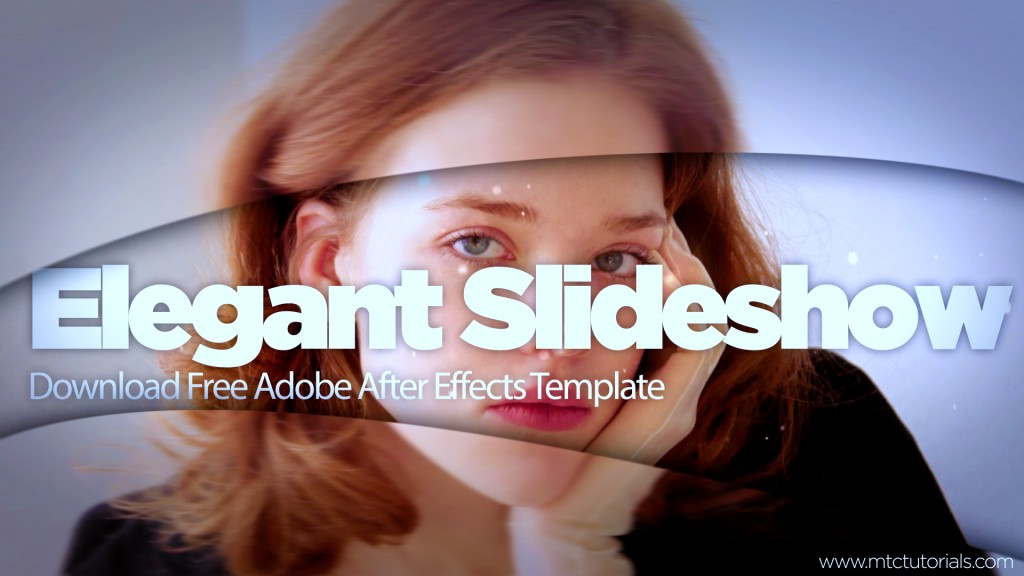 Download photo slide show free after effects template