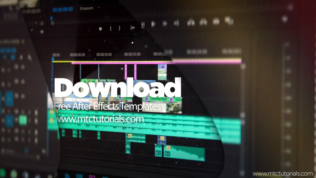 Elagant slide show adobe after effects template free download