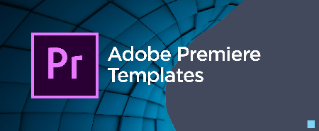 Adobe premiere Templates pack