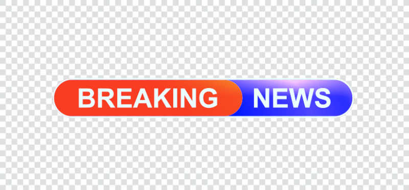 Breaking news png free by mtc