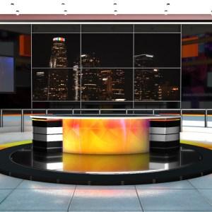 HD News studio backgrounds