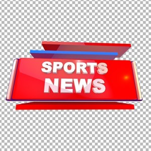 Sports news transparent png images
