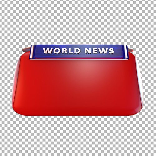 World news png images downlaod