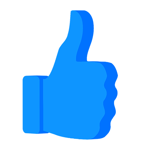 Like button png