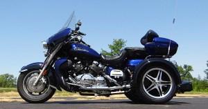 Trike Yamaha Xs 1100 Blue For Sale Trikes t Trike