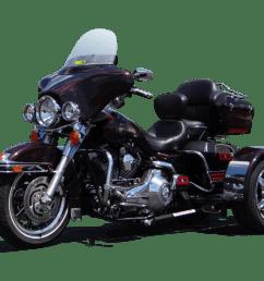 front angle of standard harley davidson dresser 15 22 kool chrome fender shields shadow [ 1024 x 800 Pixel ]