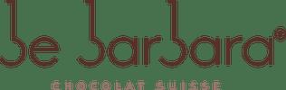Logo chocolatier suisse Be Barbara, cas client