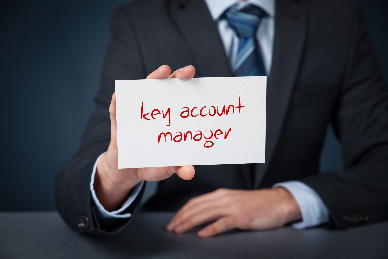 7 Habits Of Highly Successful Key Account Managers MTD