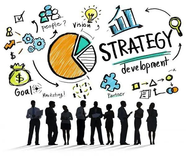 Strategy Development Goal Mark